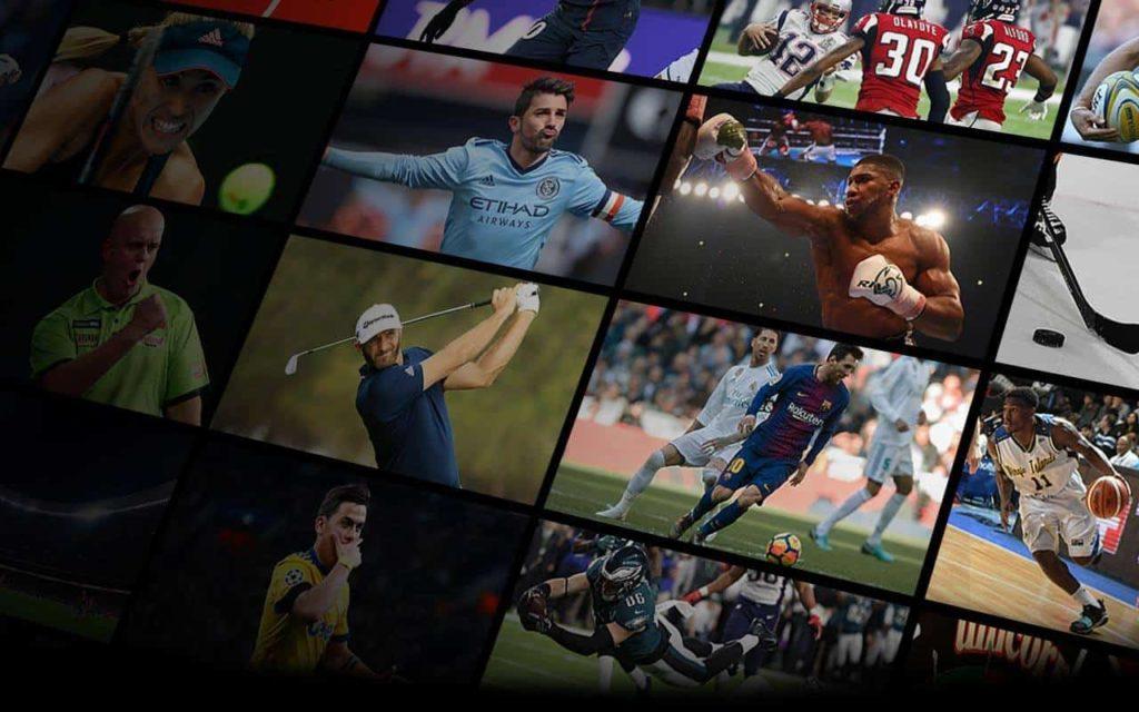 Streama fotboll online